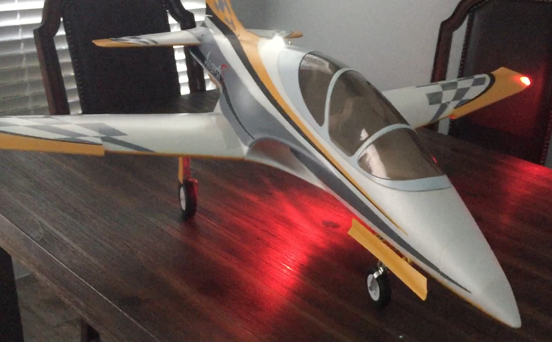 Freewing Avanti S 80 mm EDF Jet